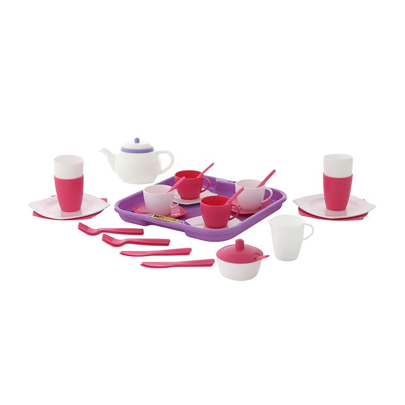 Bộ đồ chơi pha trà cho 4 người – Wader Toys