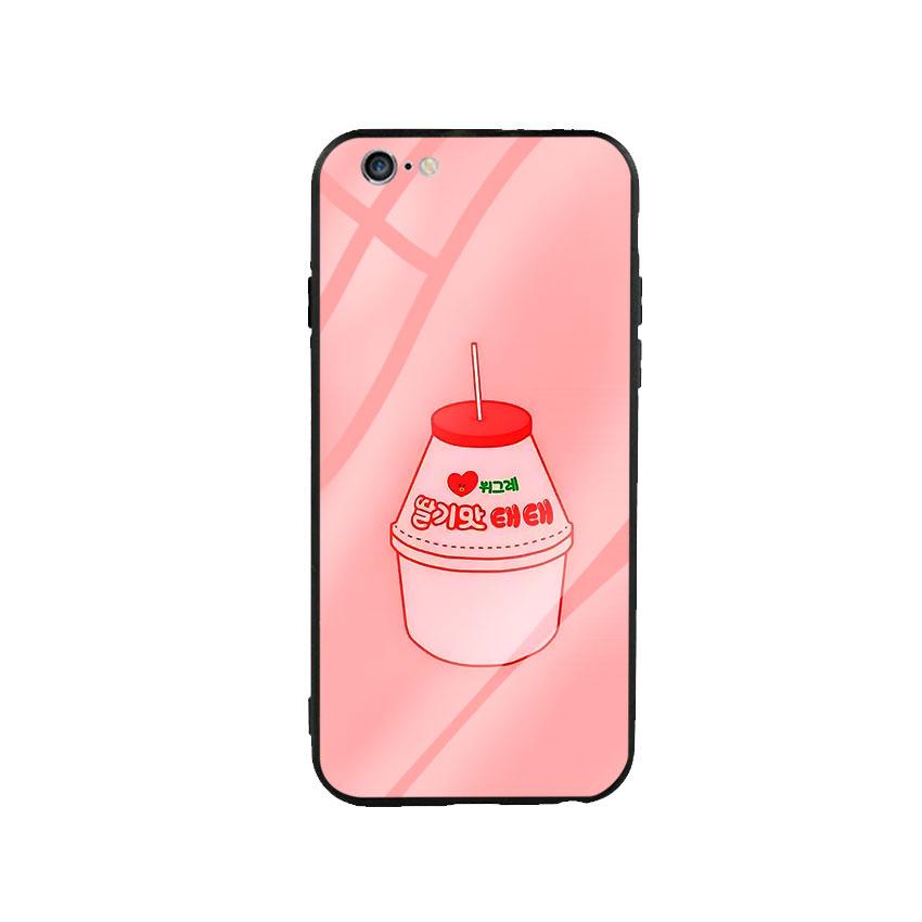 Ốp Lưng Kính Cường Lực cho điện thoại Iphone 6 Plus / 6s Plus - Tea Milk - 6078058 , 4036193633714 , 62_14809116 , 250000 , Op-Lung-Kinh-Cuong-Luc-cho-dien-thoai-Iphone-6-Plus--6s-Plus-Tea-Milk-62_14809116 , tiki.vn , Ốp Lưng Kính Cường Lực cho điện thoại Iphone 6 Plus / 6s Plus - Tea Milk