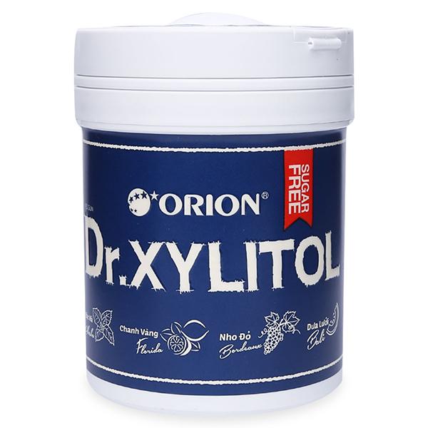 Kẹo Gum Hương Tổng Hợp Dr. Xylitol Orion (109.5g) - 1027349 , 7719635863982 , 62_2986849 , 51700 , Keo-Gum-Huong-Tong-Hop-Dr.-Xylitol-Orion-109.5g-62_2986849 , tiki.vn , Kẹo Gum Hương Tổng Hợp Dr. Xylitol Orion (109.5g)