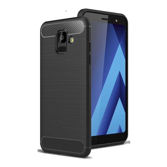 Ốp lưng chống sốc Likgus cho Samsung Galaxy A6 2018 (chuẩn quân đội, chống va đập, chống vân tay) - Hàng chính hãng