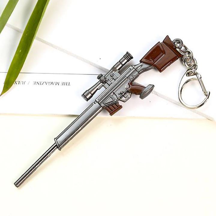 Móc khóa mô hình trong Game PUBG Mẫu MK-S-PSG-1