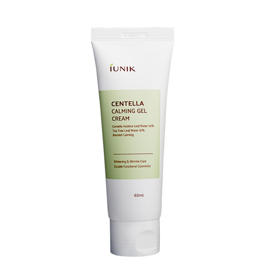 Kem Dưỡng Ẩm iUNIK Centella Calming Gel Cream (60ml)