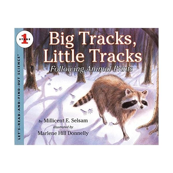 Lrafo L1: Big Tracks, Little Tracks: Following Animal Prints