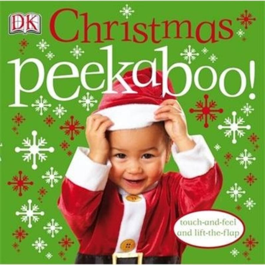 Christmas Peekaboo! - 1317234 , 4097504050057 , 62_5299777 , 1433000 , Christmas-Peekaboo-62_5299777 , tiki.vn , Christmas Peekaboo!