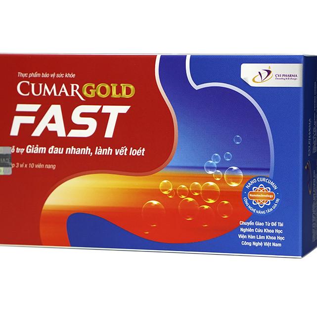 Thực phẩm chức năng Cumargold Fast - Hỗ trợ điều trị viêm loét dạ dày, cắt nhanh cơn đau dạ dày - 1593662 , 3458274895902 , 62_10671134 , 300000 , Thuc-pham-chuc-nang-Cumargold-Fast-Ho-tro-dieu-tri-viem-loet-da-day-cat-nhanh-con-dau-da-day-62_10671134 , tiki.vn , Thực phẩm chức năng Cumargold Fast - Hỗ trợ điều trị viêm loét dạ dày, cắt nhanh cơn