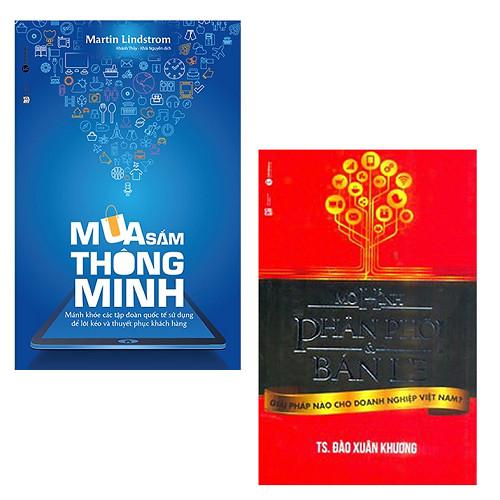 Bộ sách về quản trị bán hàng cho doanh nghiệp: Mua Sắm Thông Minh - Mô Hình Phân Phối Và Bán Lẻ - 15721044 , 1825785818973 , 62_28705724 , 171000 , Bo-sach-ve-quan-tri-ban-hang-cho-doanh-nghiep-Mua-Sam-Thong-Minh-Mo-Hinh-Phan-Phoi-Va-Ban-Le-62_28705724 , tiki.vn , Bộ sách về quản trị bán hàng cho doanh nghiệp: Mua Sắm Thông Minh - Mô Hình Phân Ph