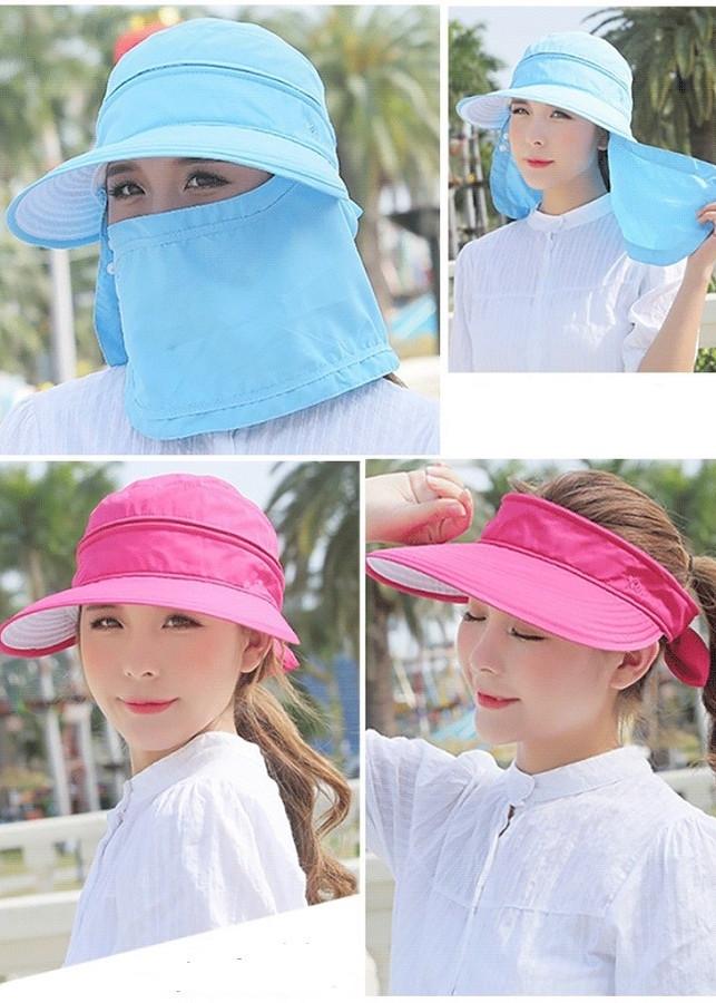 Mũ chống nắng cho nữ