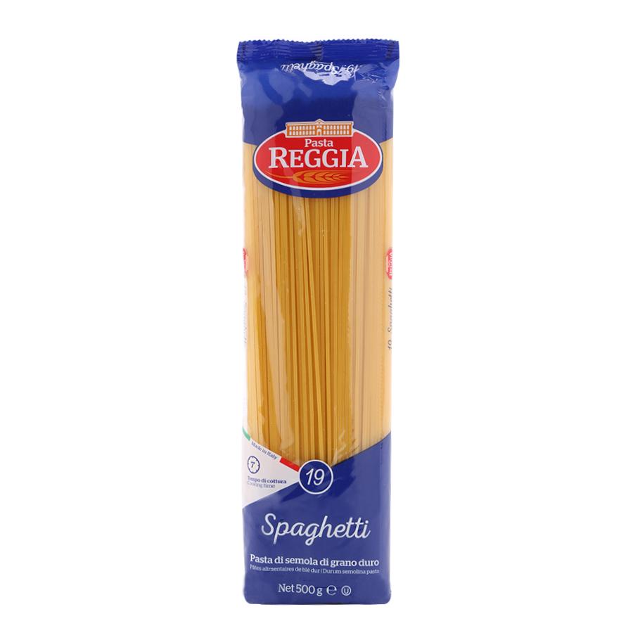 Mì Ý Spaghetti 19 Pasta Reggia 500g - 1729617 , 2620328539594 , 62_12082416 , 27000 , Mi-Y-Spaghetti-19-Pasta-Reggia-500g-62_12082416 , tiki.vn , Mì Ý Spaghetti 19 Pasta Reggia 500g