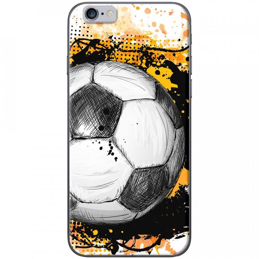 Ốp lưng dành cho iPhone 6 Plus, iPhone 6S Plus mẫu Quả bóng