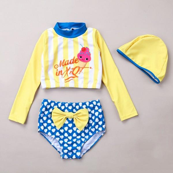 Set đồ bơi cho bé gái kèm nón sọc AB50645-BFH - 9588979 , 8075409019139 , 62_12418964 , 350000 , Set-do-boi-cho-be-gai-kem-non-soc-AB50645-BFH-62_12418964 , tiki.vn , Set đồ bơi cho bé gái kèm nón sọc AB50645-BFH