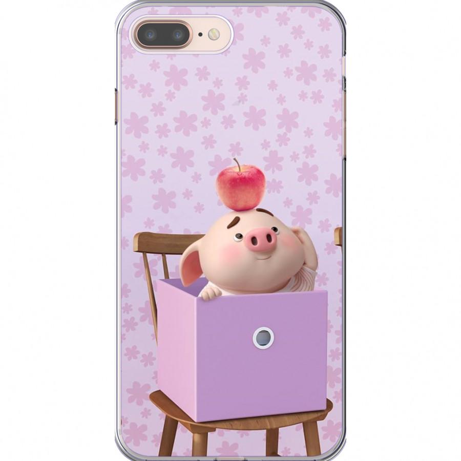 Ốp Lưng Cho Điện Thoại Iphone 7 Plus - Mẫu aheocon 124