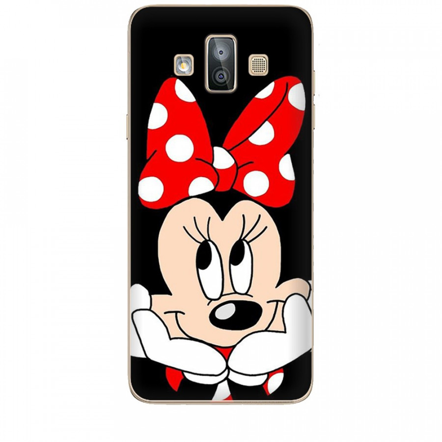 Ốp lưng dành cho điện thoại  SAMSUNG GALAXY J7 DOU Mickey Làm Duyên