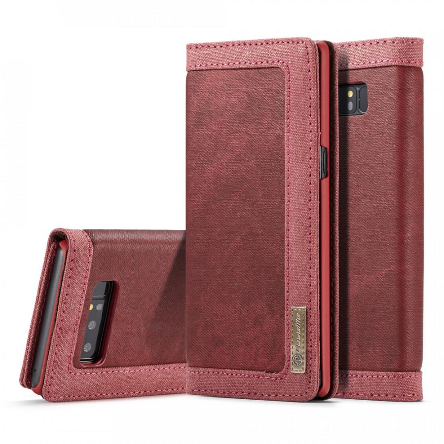 Bao Da Kiêm Ví Đa Năng Cho Samsung Galaxy Note 8 6.3 inch CaseMe 006 (17 x 8 x 2.5 cm)