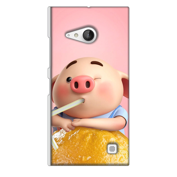 Ốp lưng nhựa cứng nhám dành cho Nokia Lumia 730 in hình Heo Con Uống Nước - 777288 , 5444655573673 , 62_11330889 , 150000 , Op-lung-nhua-cung-nham-danh-cho-Nokia-Lumia-730-in-hinh-Heo-Con-Uong-Nuoc-62_11330889 , tiki.vn , Ốp lưng nhựa cứng nhám dành cho Nokia Lumia 730 in hình Heo Con Uống Nước