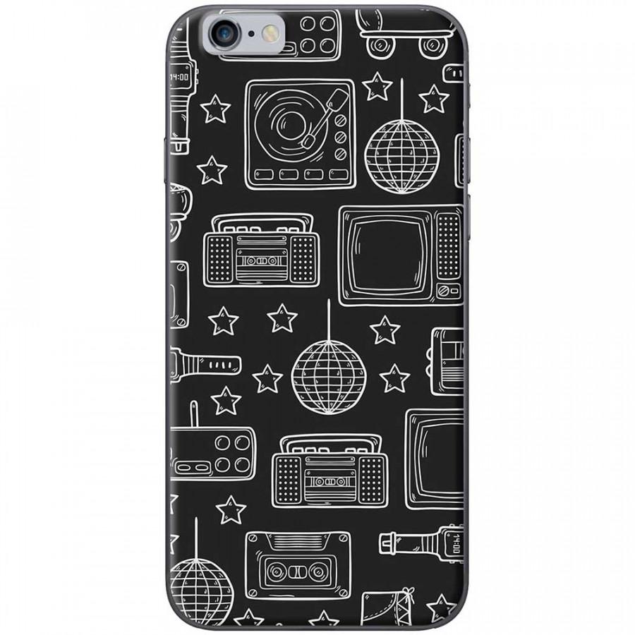Ốp lưng dành cho iPhone 6 Plus, iPhone 6S Plus mẫu Đồ điện tử