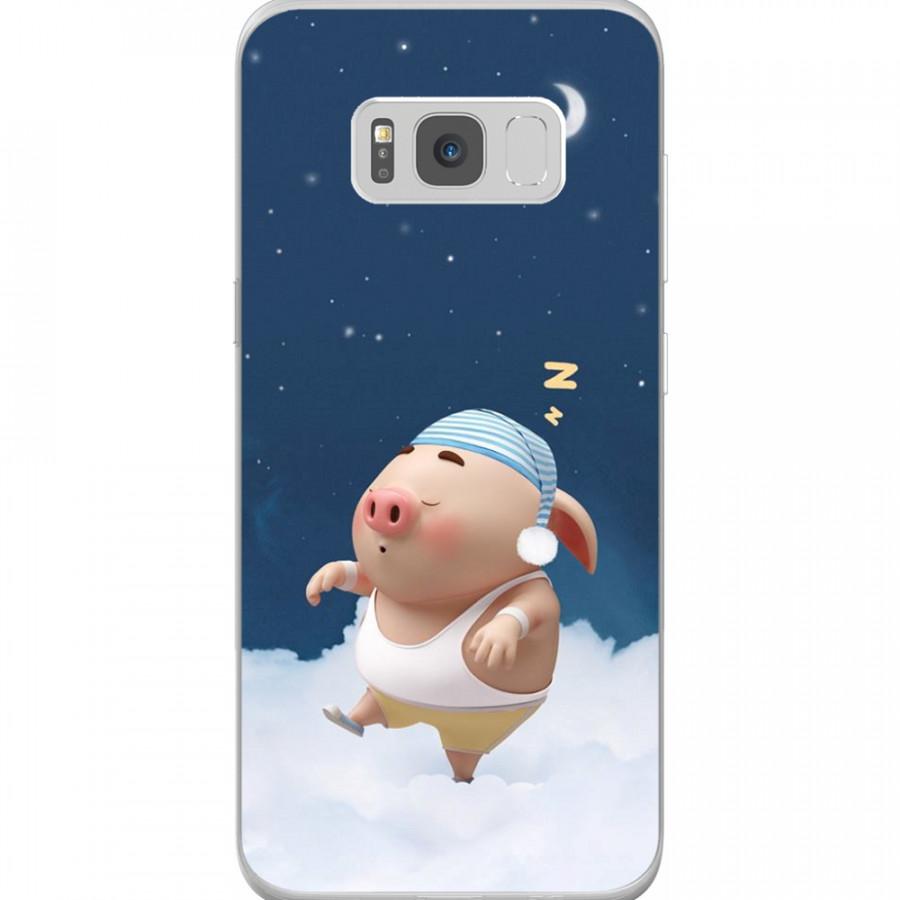 Ốp Lưng Cho Điện Thoại Samsung Galaxy S8 Plus - Mẫu aheocon 129