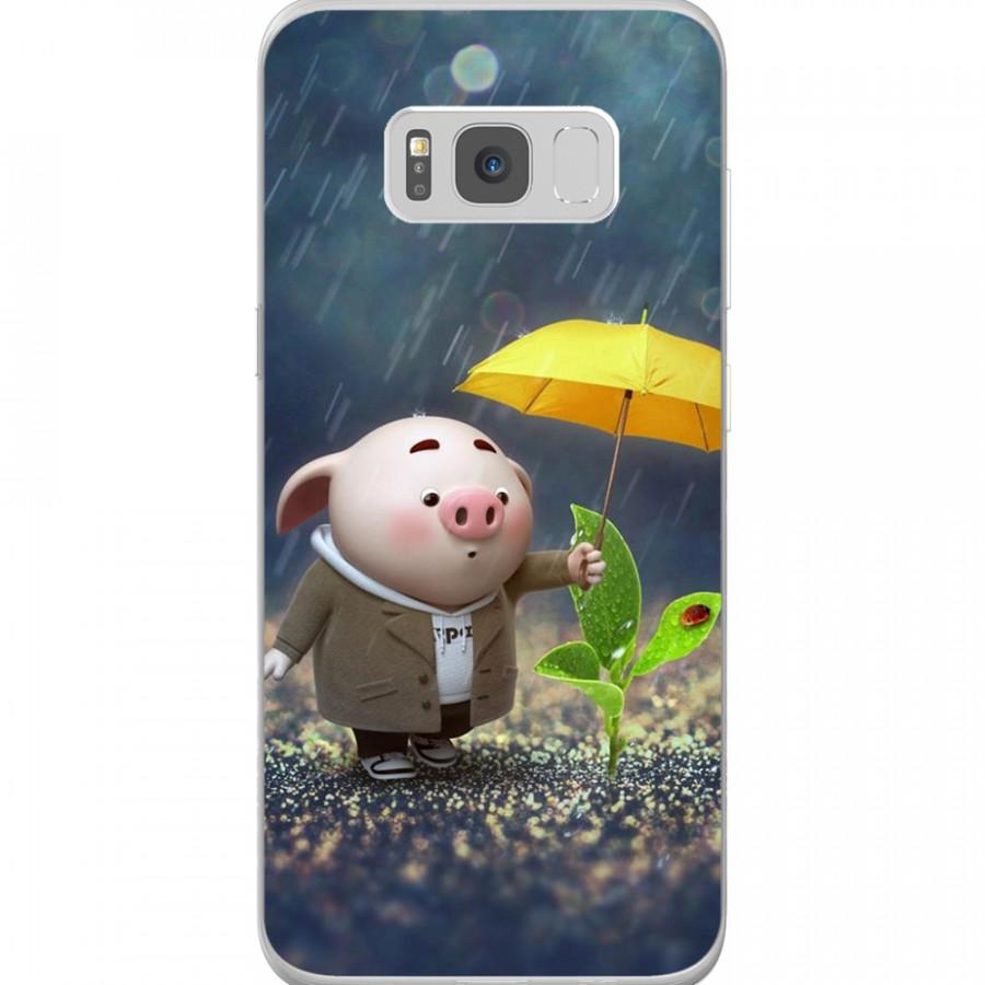 Ốp Lưng Cho Điện Thoại Samsung Galaxy S8 Plus - Mẫu aheocon 93