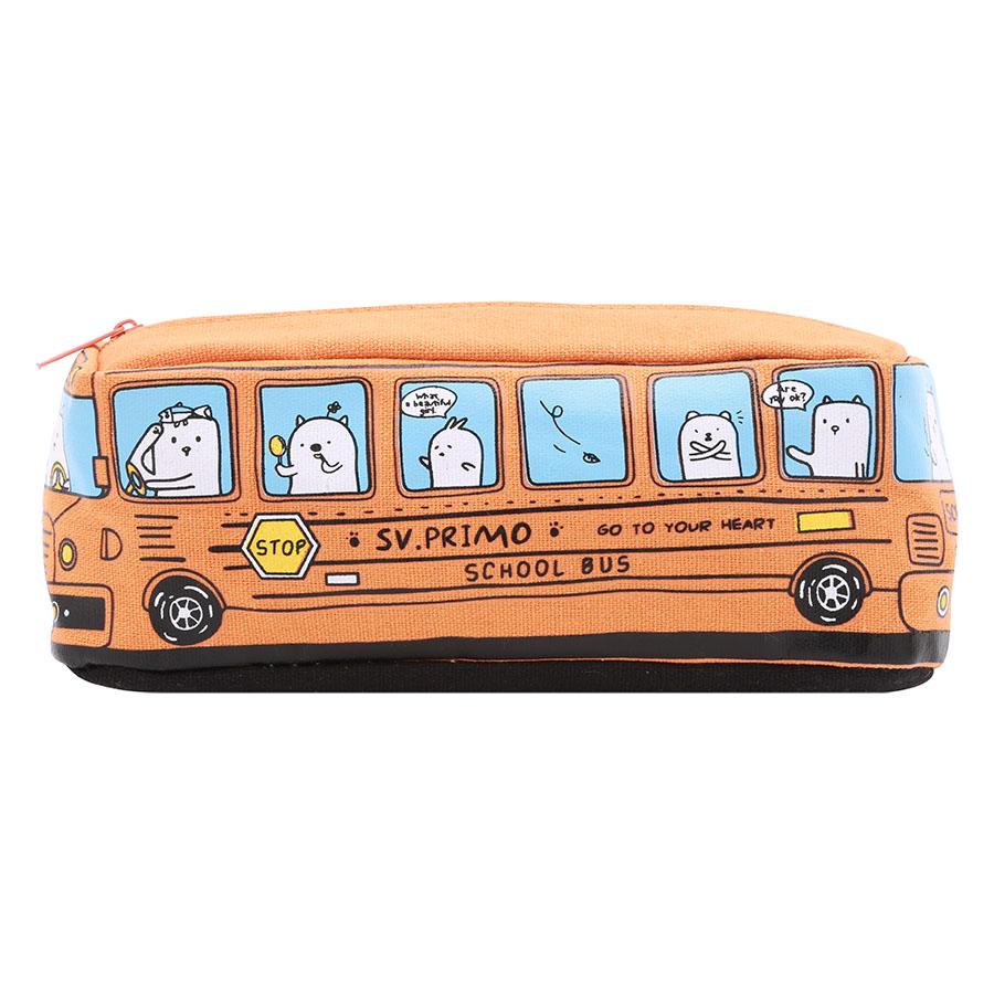 Bóp Viết Hình Xe Bus - 2318863 , 1791957722730 , 62_14948441 , 60000 , Bop-Viet-Hinh-Xe-Bus-62_14948441 , tiki.vn , Bóp Viết Hình Xe Bus