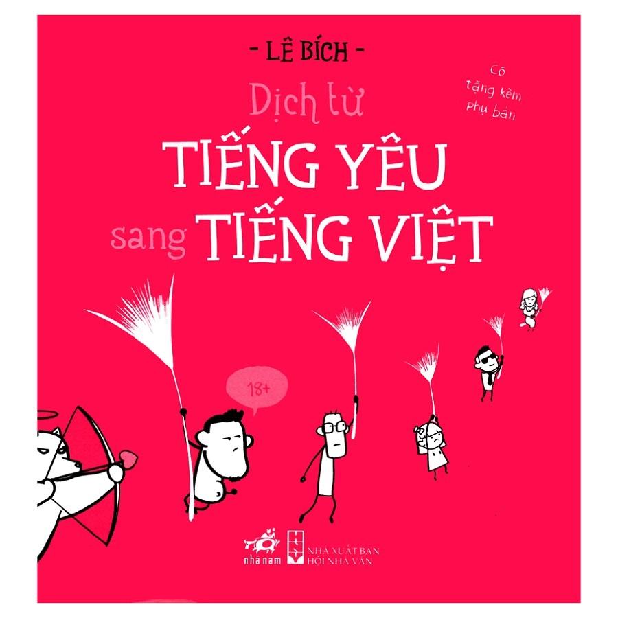 Dịch Từ Tiếng Yêu Sang Tiếng Việt (Tái Bản) - 6045208 , 1546418736128 , 62_8008545 , 85000 , Dich-Tu-Tieng-Yeu-Sang-Tieng-Viet-Tai-Ban-62_8008545 , tiki.vn , Dịch Từ Tiếng Yêu Sang Tiếng Việt (Tái Bản)