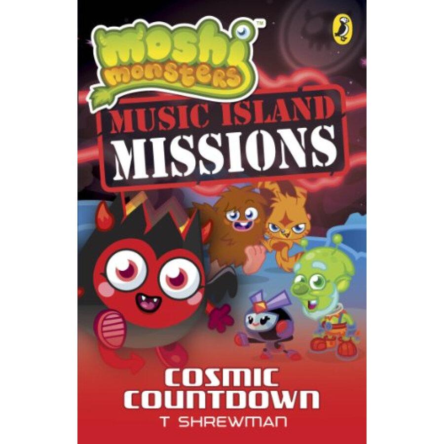 Moshi Monsters: Music Island Missions 4: Cosmic Countdown - 1231015 , 4647876701301 , 62_5251399 , 204000 , Moshi-Monsters-Music-Island-Missions-4-Cosmic-Countdown-62_5251399 , tiki.vn , Moshi Monsters: Music Island Missions 4: Cosmic Countdown
