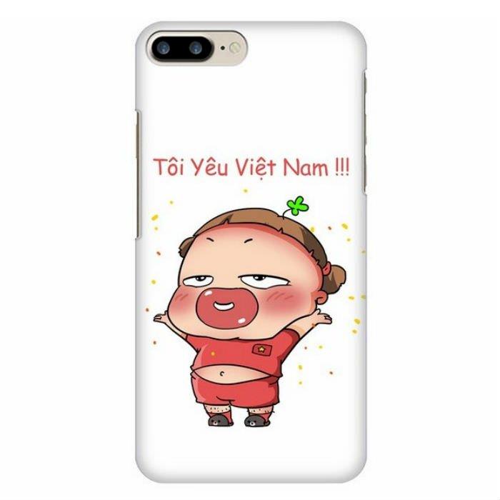 Ốp Lưng Dành Cho iPhone 7 Plus Quynh Aka 1