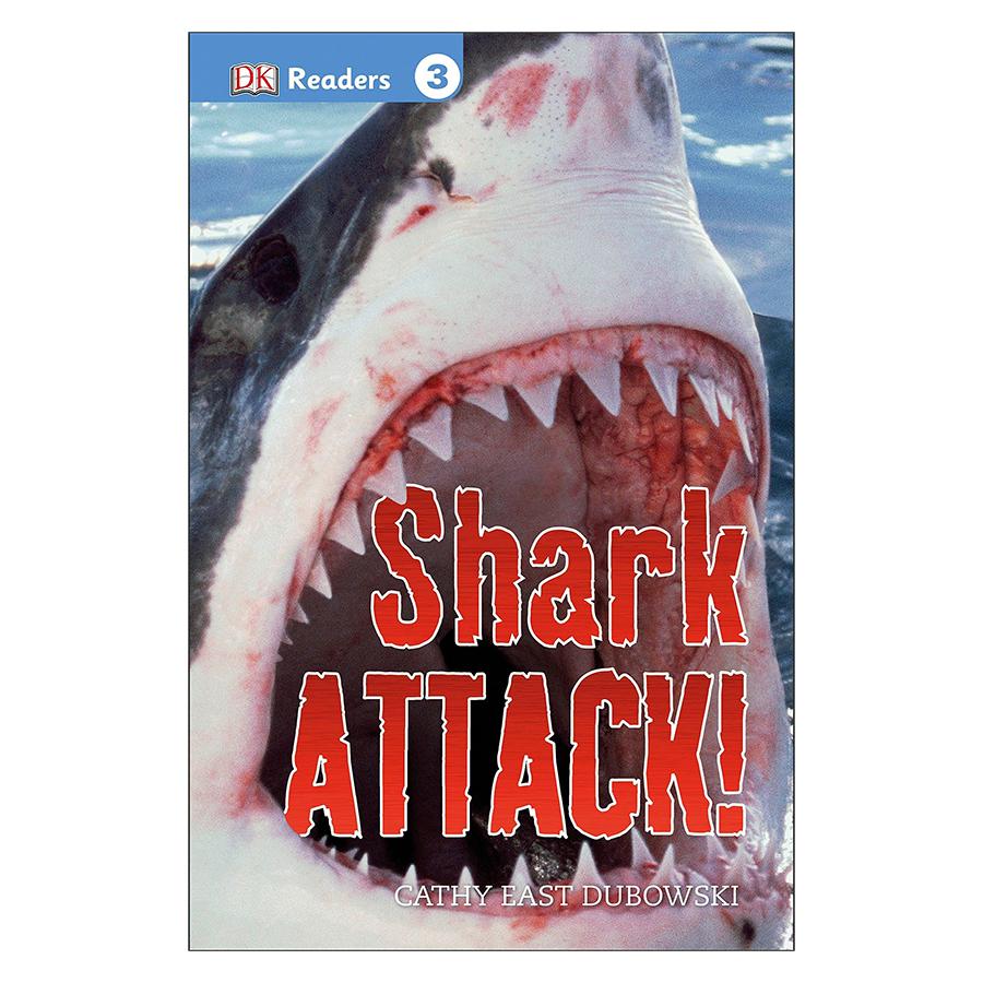 DK Readers L3: Shark Attack! - 1237509 , 3639482318449 , 62_5271637 , 108000 , DK-Readers-L3-Shark-Attack-62_5271637 , tiki.vn , DK Readers L3: Shark Attack!