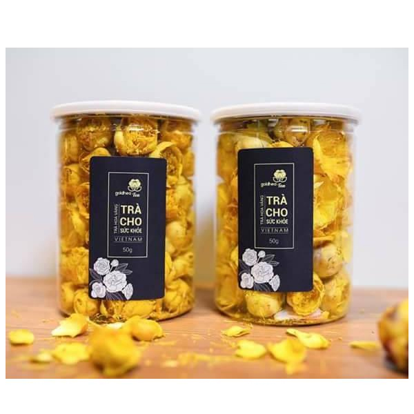 Combo 2 hộp Trà hoa vàng Tam Đảo (Goldhea Tea)
