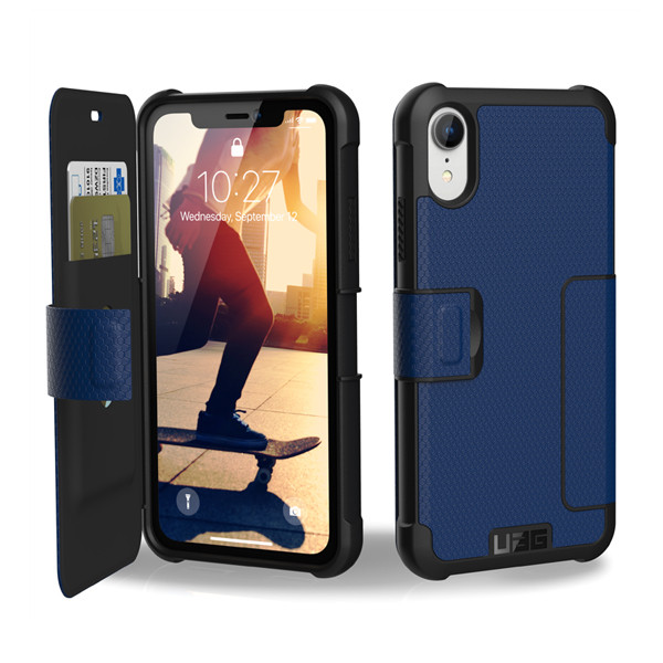 Bao da dành cho iPhone XR UAG METROPOLIS Series
