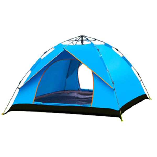 Lều trại du lịch di động (màu ngẫu nhiên)