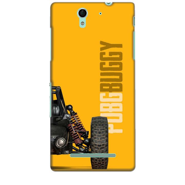 Ốp lưng dành cho điện thoại SONY C3 hinh PUBG Mẫu 05