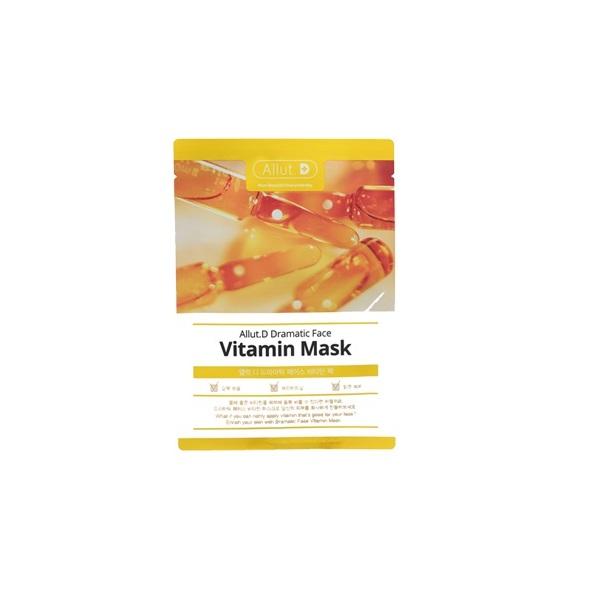 Mặt Dạ Dưỡng Da Vitamin Allut.D