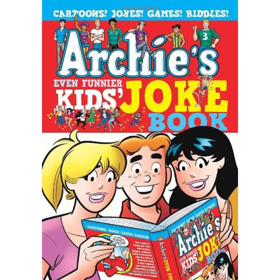 Archies Even Funnier Kids Joke Book (Archies Joke Books)