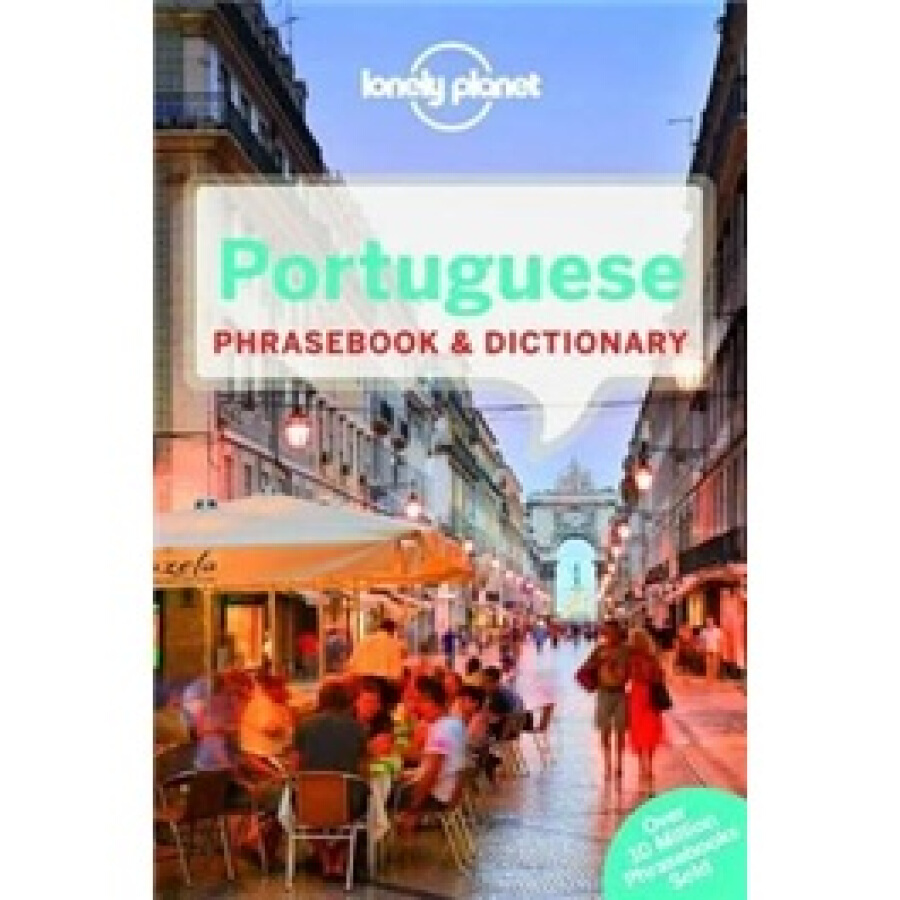 Lonely Planet: Portuguese Phrasebook