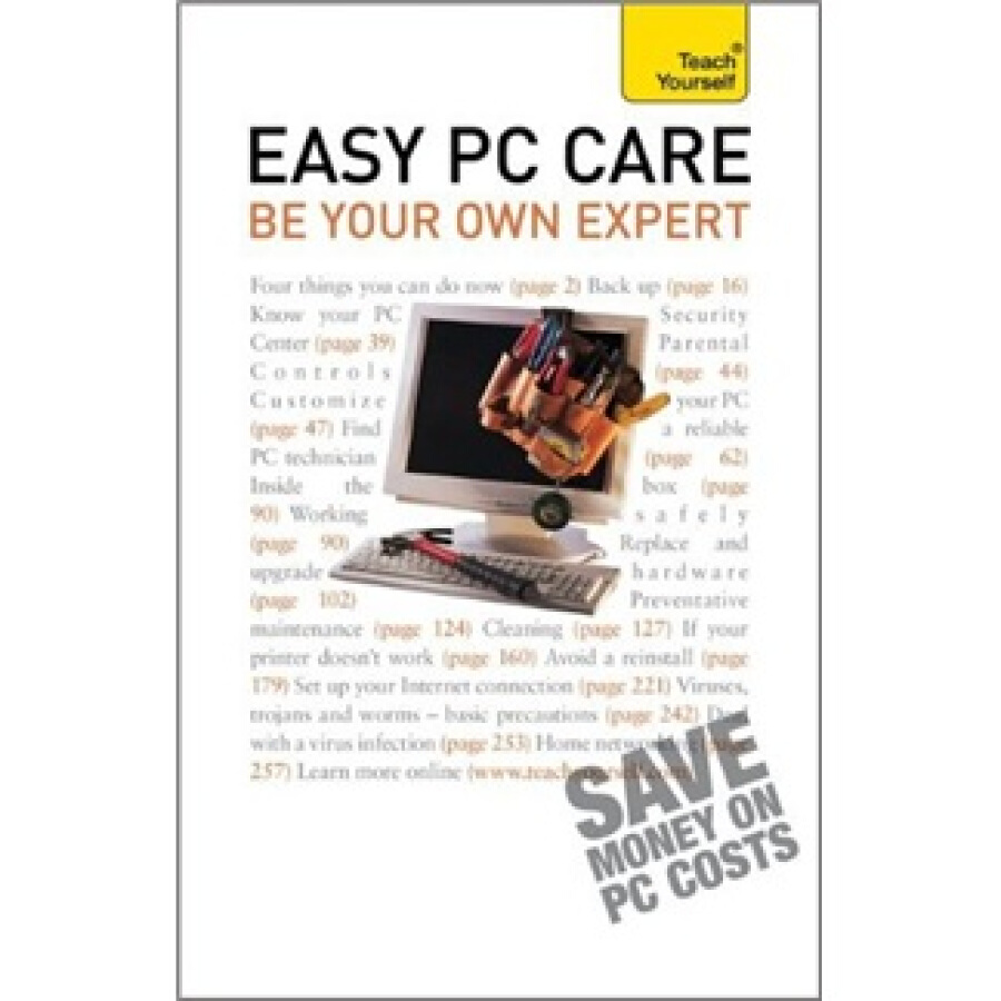 Easy PC Care Be Your Own Expert - 1236769 , 3983006614525 , 62_5267767 , 377000 , Easy-PC-Care-Be-Your-Own-Expert-62_5267767 , tiki.vn , Easy PC Care Be Your Own Expert
