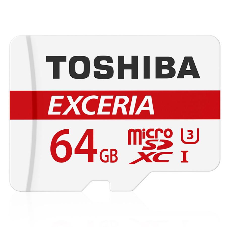Thẻ Nhớ Micro SD Toshiba Exceria M302-EA Class 10