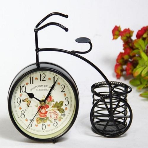 Đồng hồ xe đạp để bàn - DHXD01