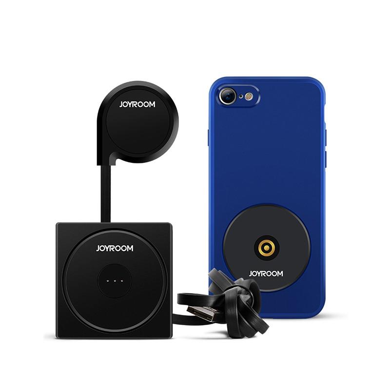 Bộ sạc không dây kiêm ốp lưng + giá đỡ nam cham điện thoại trên ô tô dành cho iPhone 6 Plus ZS141P Joyroom - Hàng chính... - 1018842 , 1728936896700 , 62_5868807 , 590000 , Bo-sac-khong-day-kiem-op-lung-gia-do-nam-cham-dien-thoai-tren-o-to-danh-cho-iPhone-6-Plus-ZS141P-Joyroom-Hang-chinh...-62_5868807 , tiki.vn , Bộ sạc không dây kiêm ốp lưng + giá đỡ nam cham điện thoại trên ô