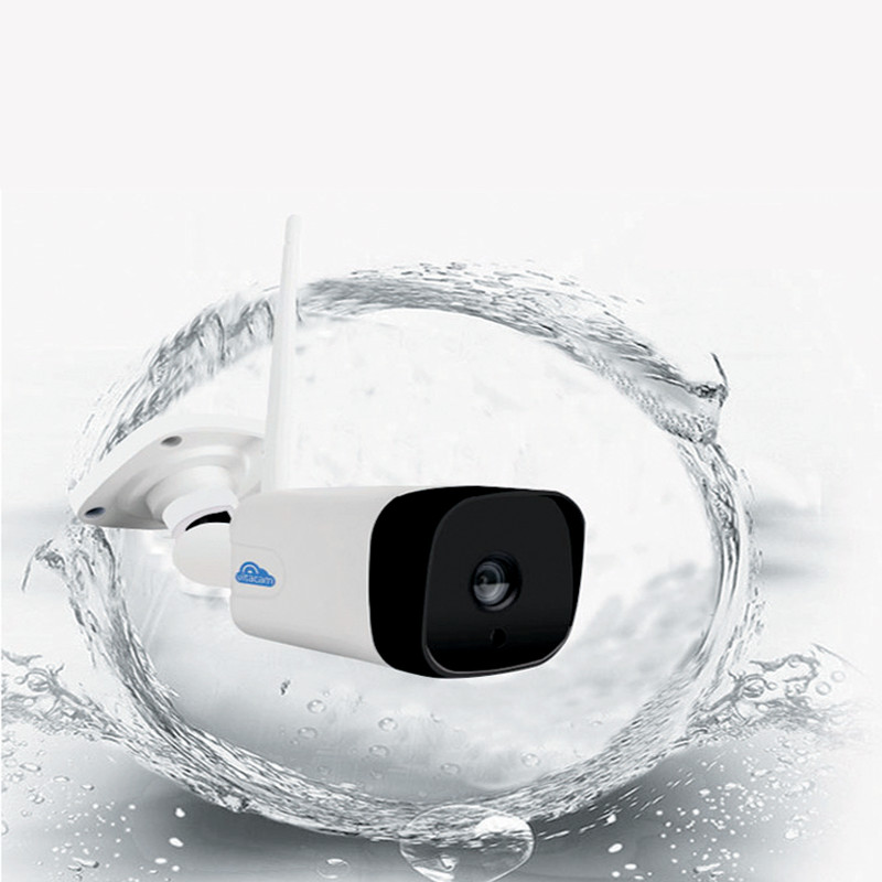 Camera IP wifi ngoài trời Vitacam VB720 II HD720p, có Loa Mic đàm thoại- Hàng chính hãng