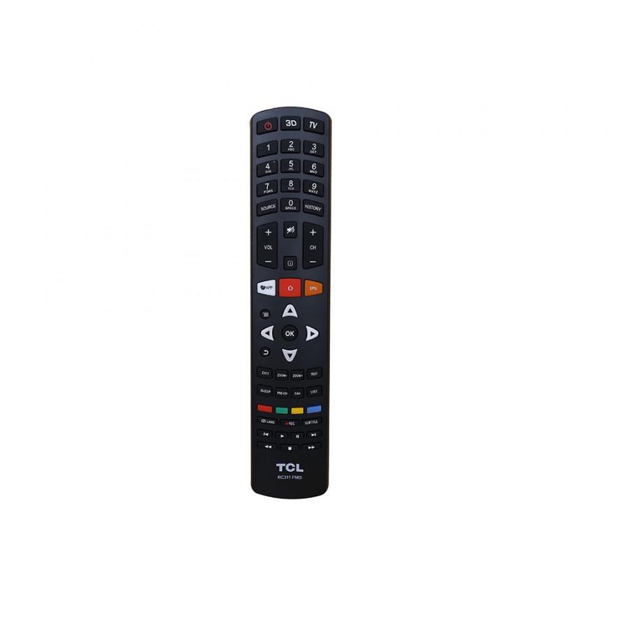 Điều khiển smart tivi TCL -RC311 FM13 (đen)