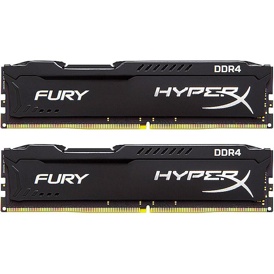 Bộ 2 Thanh Bộ Nhớ Máy Tính Kingston Fury DDR4 2400 32G (16GB)