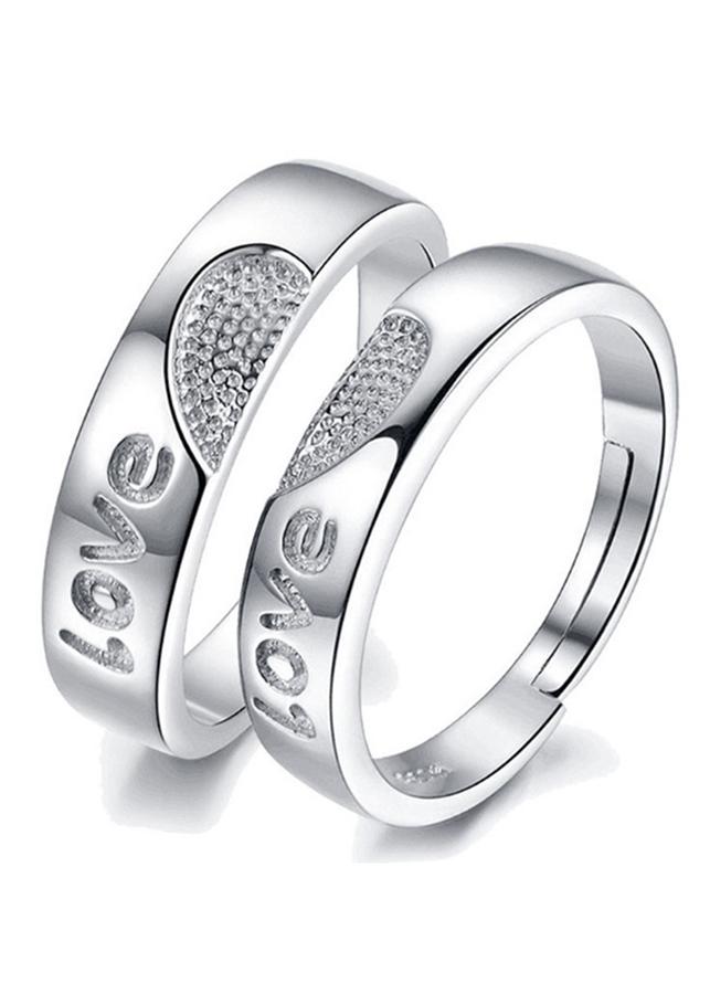 Nhẫn cặp, nhẫn đôi mạ bạc cao cấp tình yêu vĩnh cửu MK239 ( Free size ) - 1426153 , 8466768012723 , 62_7357403 , 90000 , Nhan-cap-nhan-doi-ma-bac-cao-cap-tinh-yeu-vinh-cuu-MK239-Free-size--62_7357403 , tiki.vn , Nhẫn cặp, nhẫn đôi mạ bạc cao cấp tình yêu vĩnh cửu MK239 ( Free size )