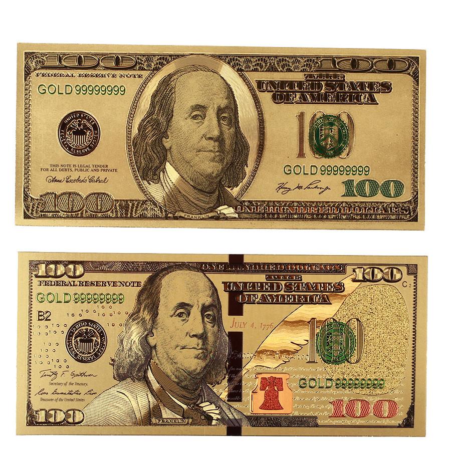 Bộ 2 Tờ Tiền Vàng 100 Đô La Trang Trí - 1201289 , 8414686813823 , 62_5514231 , 219000 , Bo-2-To-Tien-Vang-100-Do-La-Trang-Tri-62_5514231 , tiki.vn , Bộ 2 Tờ Tiền Vàng 100 Đô La Trang Trí