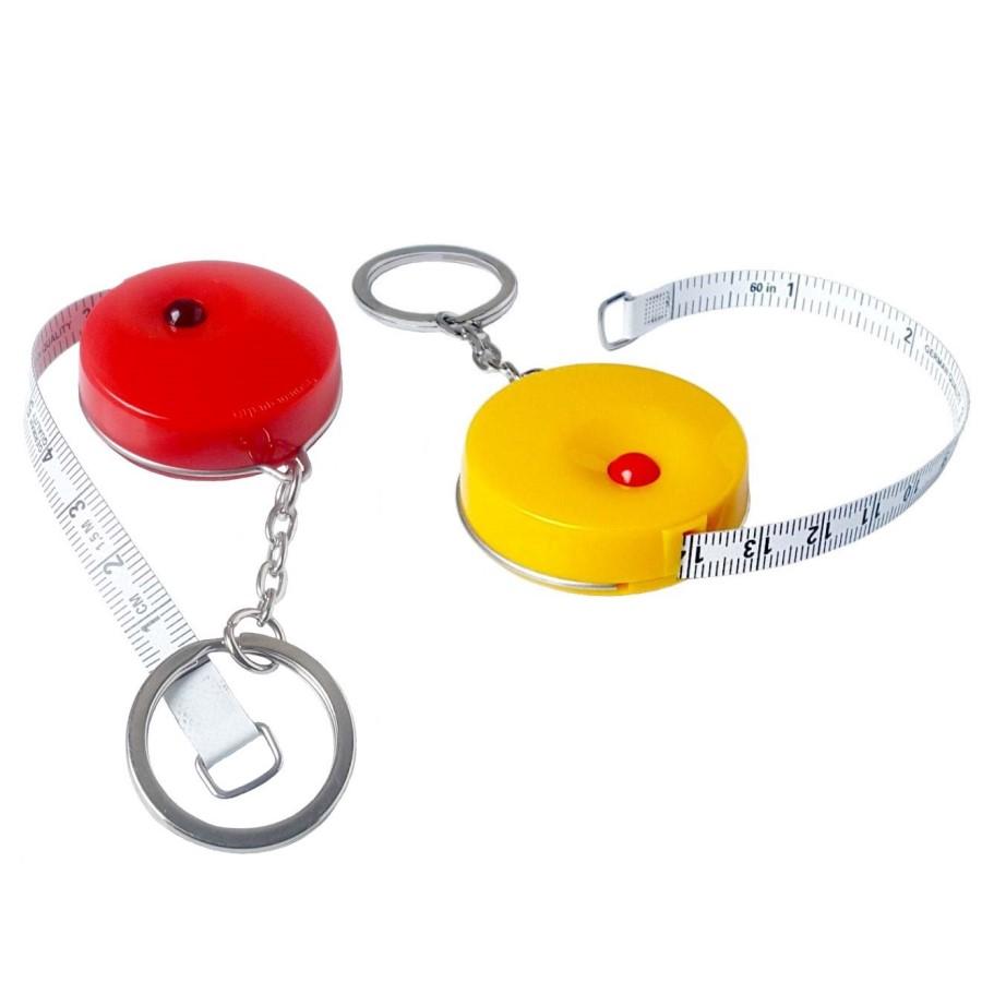 Combo 02 Thước dây móc chìa khóa 150cm (Mầu Đỏ và Vàng) - Dây rút, nhỏ gọn, tiện lợi - 806197 , 2902415050916 , 62_14409508 , 200000 , Combo-02-Thuoc-day-moc-chia-khoa-150cm-Mau-Do-va-Vang-Day-rut-nho-gon-tien-loi-62_14409508 , tiki.vn , Combo 02 Thước dây móc chìa khóa 150cm (Mầu Đỏ và Vàng) - Dây rút, nhỏ gọn, tiện lợi