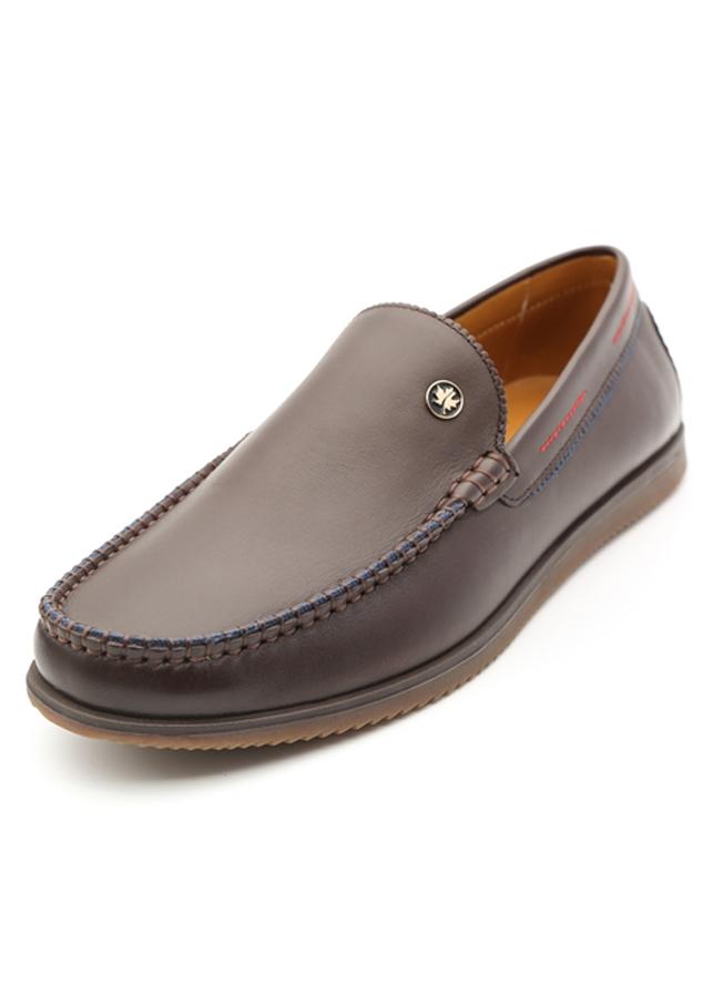 Giày Mọi Nam Da Bò Maple 003