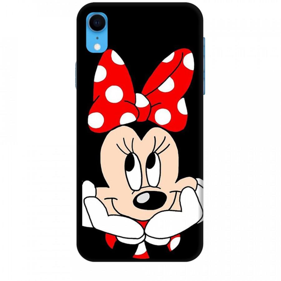 Ốp lưng dành cho điện thoại IPHONE XR Mickey Làm Duyên