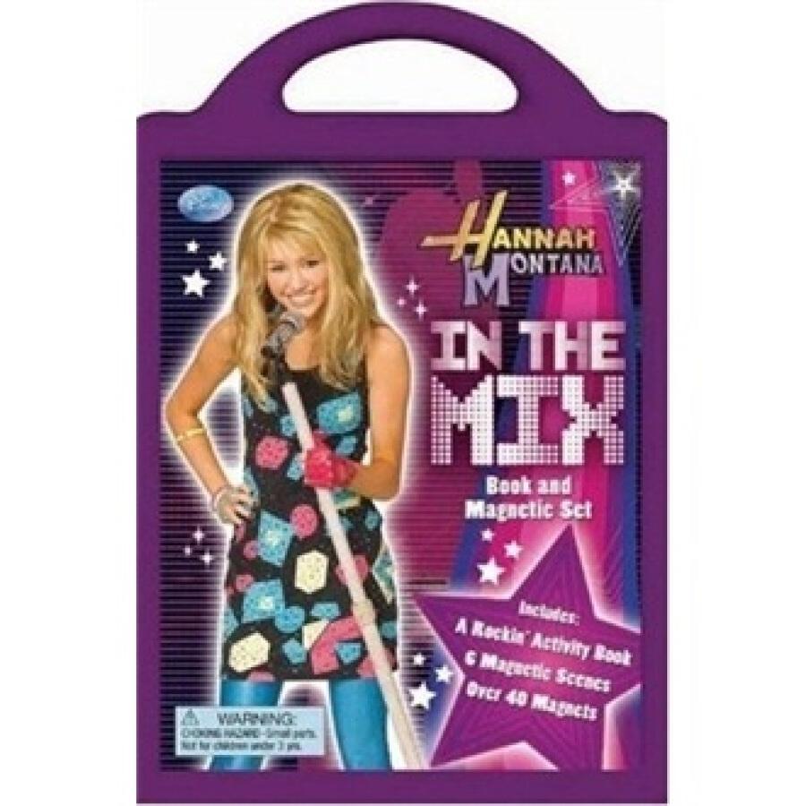Hannah Montana In the Mix - 1231141 , 6962879391075 , 62_5252121 , 1870000 , Hannah-Montana-In-the-Mix-62_5252121 , tiki.vn , Hannah Montana In the Mix