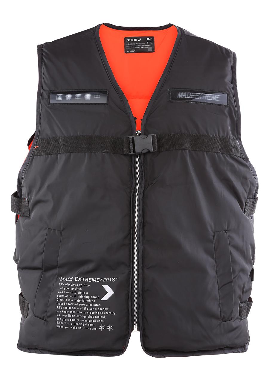 Áo Phao Nam Ba Lỗ Extreme Down Vest