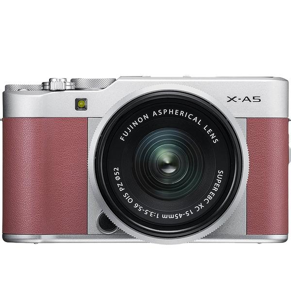 Máy Ảnh Fujifilm X-A5 Kit XC15-45mm f3.5-5.6 OIS (Hồng) + Thẻ Nhớ Sandisk 16GB Tốc Độ 48MB/s + Túi Đựng Máy Ảnh Fujifilm -...