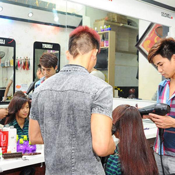 (HN) Trọn gói làm tóc đẳng cấp tại Hair Salon Luxury