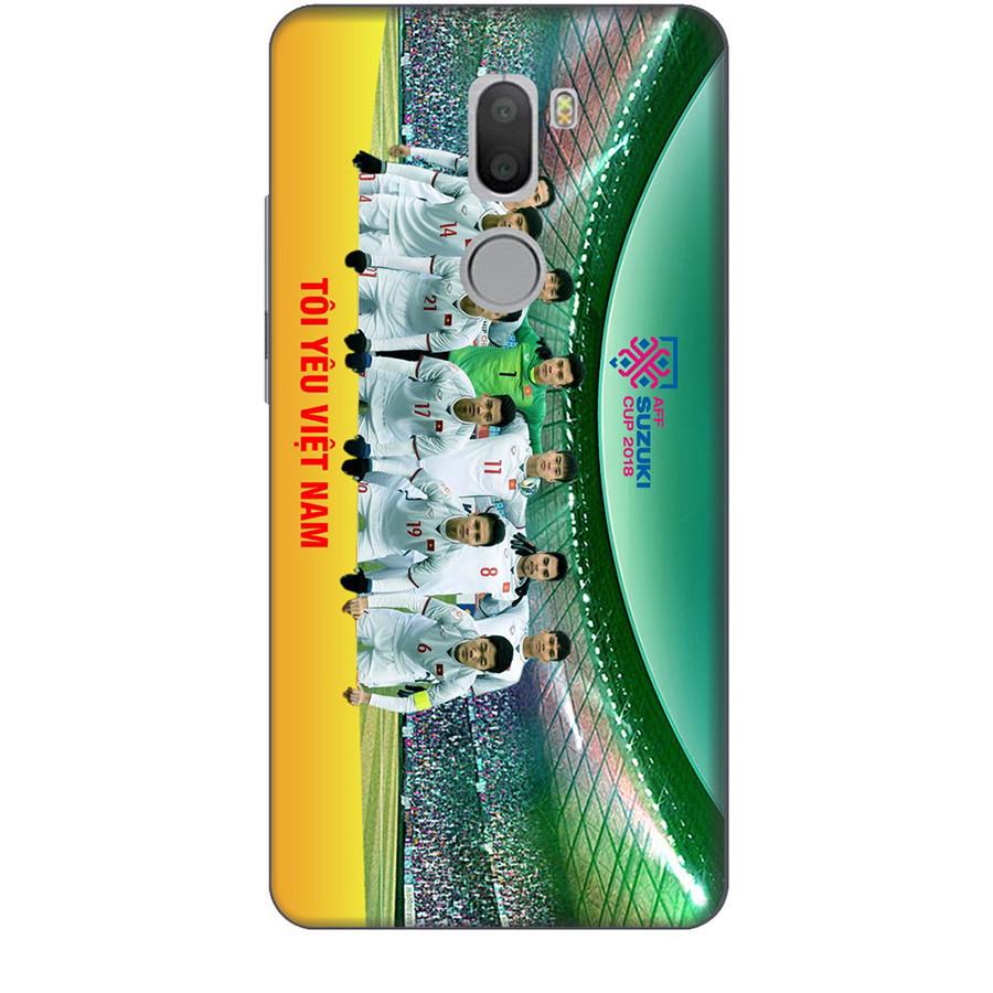 Ốp Lưng Dành Cho Xiaomi Mi 5 PLUS AFF Cup Đội Tuyển Việt Nam Mẫu 4